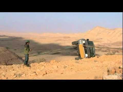 חילוץ רכב-חילוץ מצפה רמון