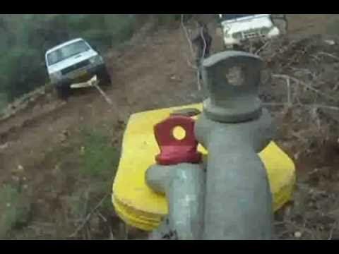 חילוץ מעין חוד-חילוץ ג'יפים בשטח