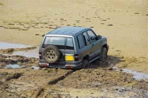 חילוץ רכב מבוץ מכל מקום בארץ
