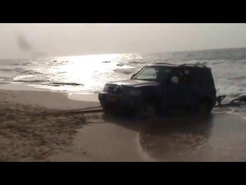 Rescue in Palmachim
