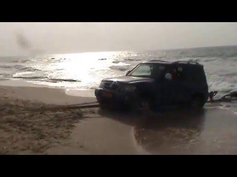 שירותי גרירה וחילוץ-חילוץ בחוף הים פלמחים