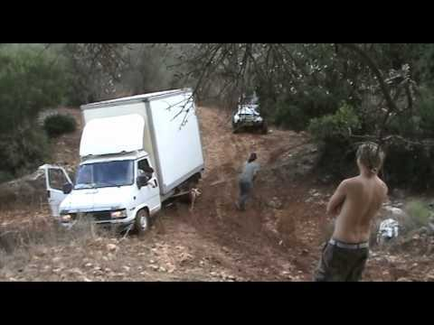 חילוץ משאית-חילוץ משאיות מהשטח