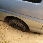 חילוץ רכב מחול מסחרי